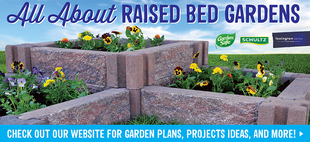 All About Raised Bed Gardens