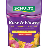 Schultz Rose & Flower Plant Food