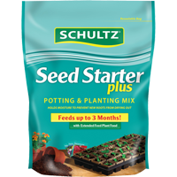 Schultz Seed Starter Plus Potting & Planting Mix