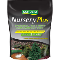 Schultz Nursery Plus Plant Food